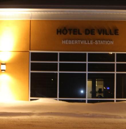 Hébertville-Station