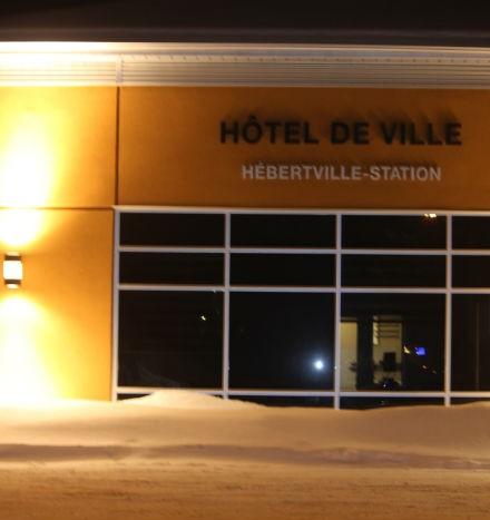 Hebertville-Station