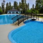 Réfection majeure de la piscine