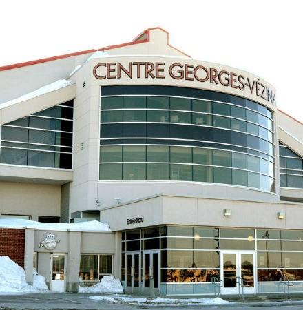 Centre Georges-Vezina - Chicoutimi