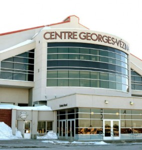 Centre Georges Vezina - Chicoutimi